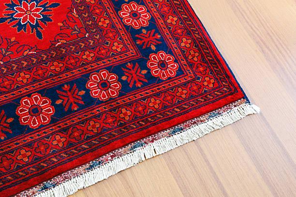 Turkish Carpet stock photo