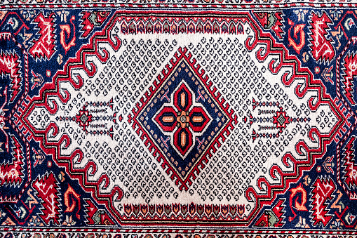 Turkish carpet background