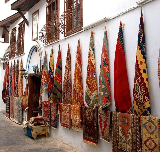 Türkische Teppich shop – Foto