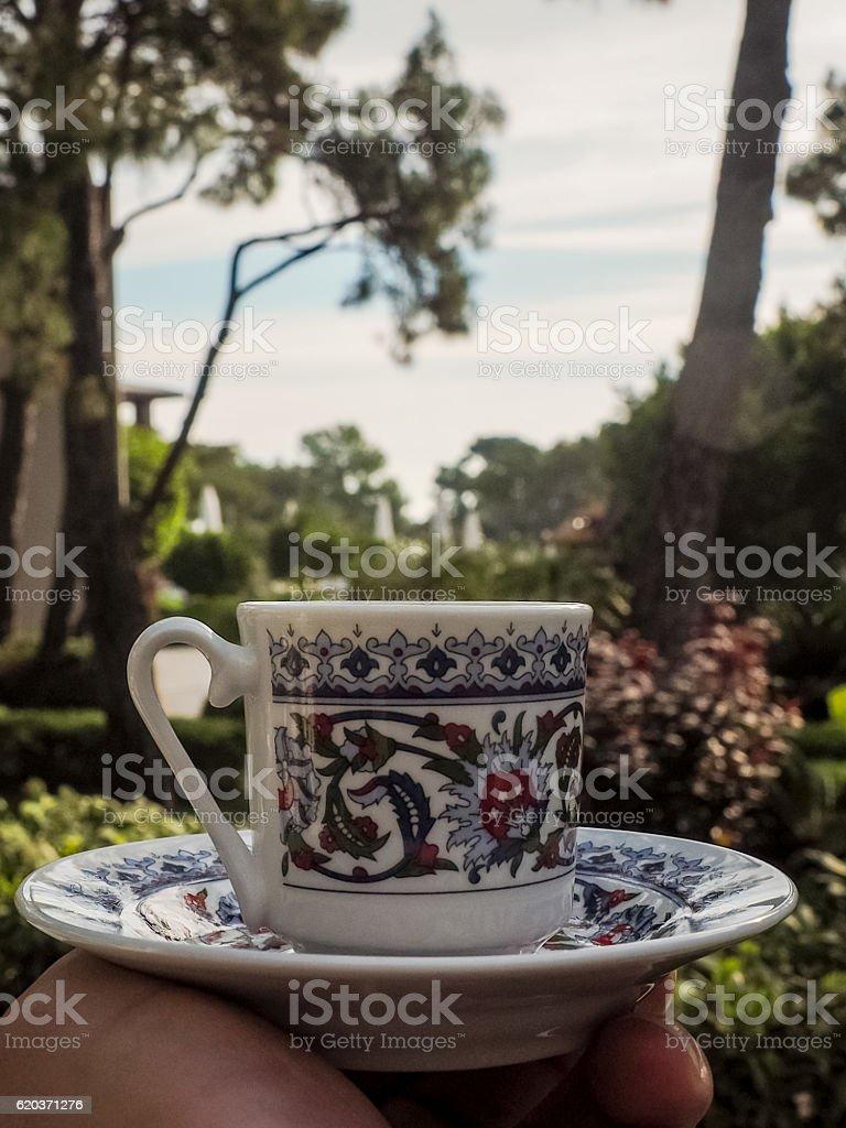 Turecki kawy  zbiór zdjęć royalty-free