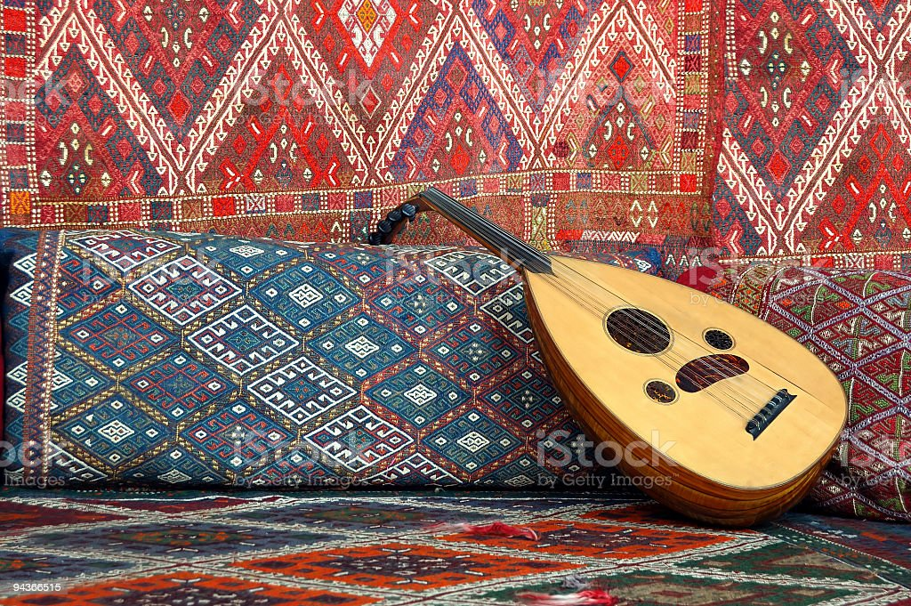 Turkish Culture stock photo