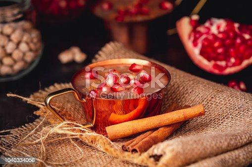 618202484 istock photo Turkish Dessert Ashura, Noah's Pudding 1040334056