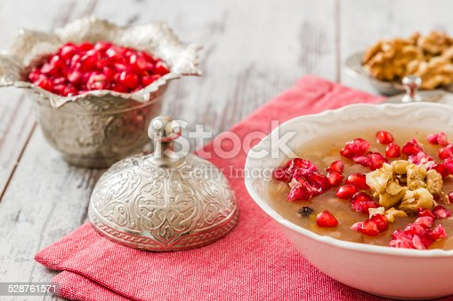 618202484 istock photo Turkish Dessert Ashura 528761571