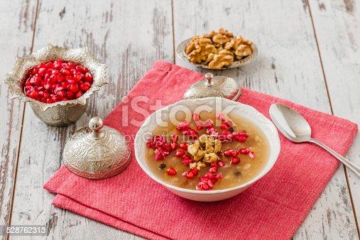 618202484 istock photo Turkish Dessert Ashura 528762313