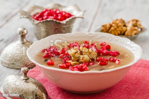 618202484 istock photo Turkish Dessert Ashura 528763959