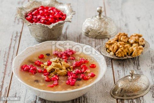 618202484 istock photo Turkish Dessert Ashura 528765981