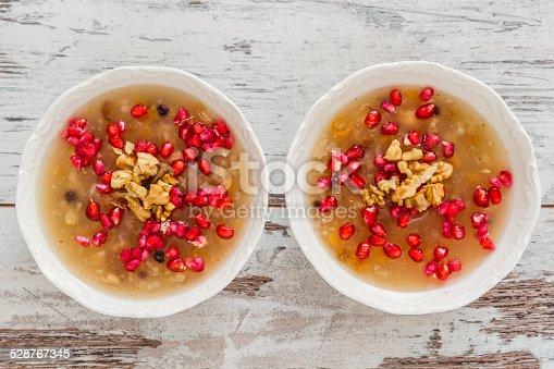 618202484 istock photo Turkish Dessert Ashura 528767345