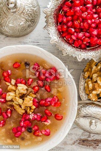 618202484 istock photo Turkish Dessert Ashura 528767935