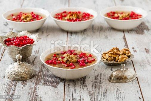 618202484 istock photo Turkish Dessert Ashura 528779187
