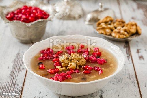 618202484 istock photo Turkish Dessert Ashura 528815347