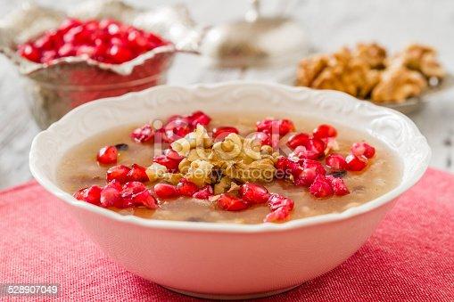 618202484 istock photo Turkish Dessert Ashura 528907049