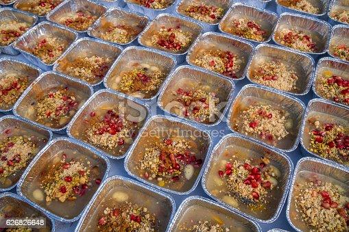 618202484 istock photo Turkish Dessert Ashura 626826648