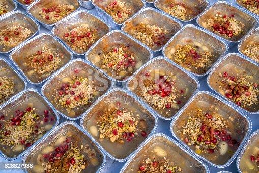 461848151 istock photo Turkish Dessert Ashura 626827936