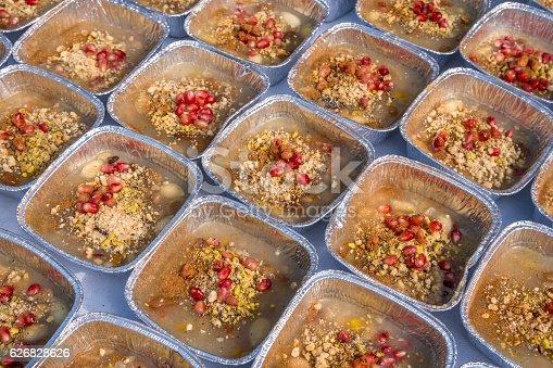 461848151 istock photo Turkish Dessert Ashura 626828626