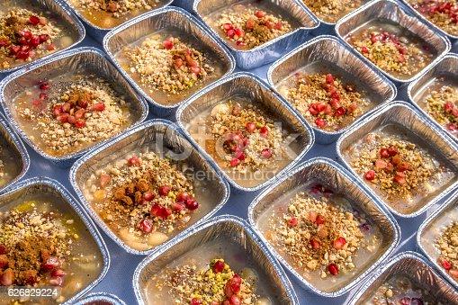 461848151 istock photo Turkish Dessert Ashura 626829224