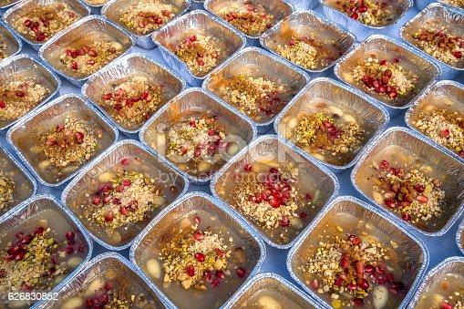 461848151 istock photo Turkish Dessert Ashura 626830852