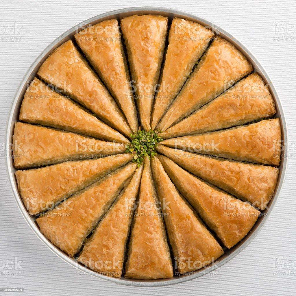Dessert :  Baklava turc - Photo