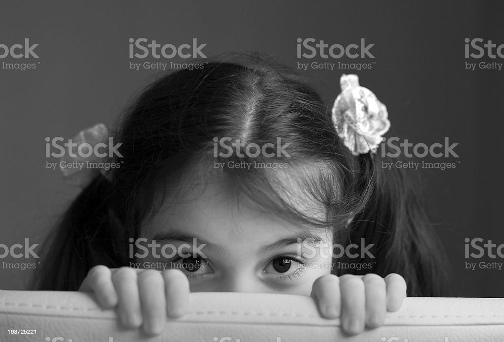 Turkish girl royalty-free stock photo