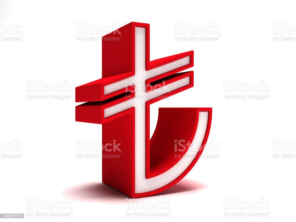 Turkish lira symbol stock photo more pictures of 2015 istock turkish lira symbol royalty free stock photo buycottarizona