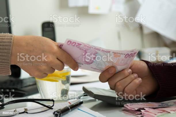 Photo of Turkish Money ( Turkish Turk Lirasi )