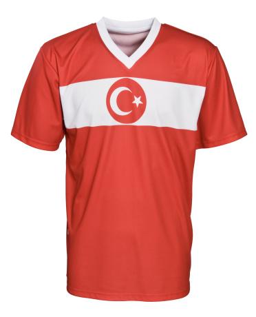 Turkish National Football Team's Uniform