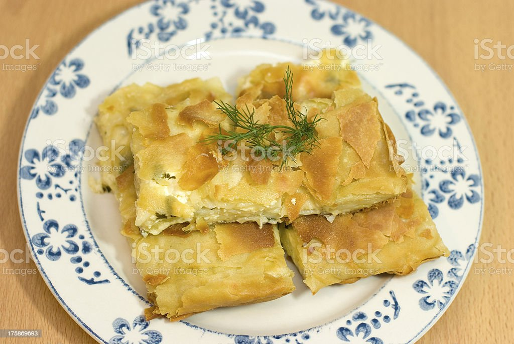 Turkische Kuchen Teig Mit Kase Borek Stockfoto Und Mehr Bilder Von Ausbackteig Istock