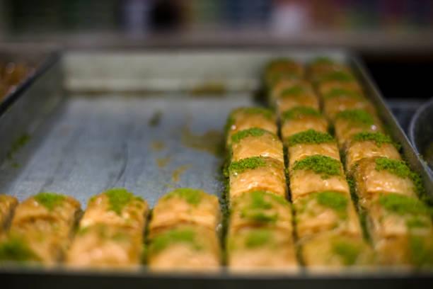 Gâteaux turcs Baklava-Baklawa - Photo