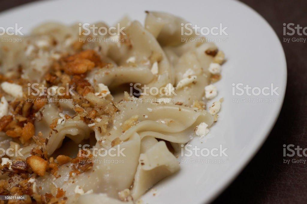 터키 전통 Healty와 맛 있는 식사 - 로열티 프리 0명 스톡 사진