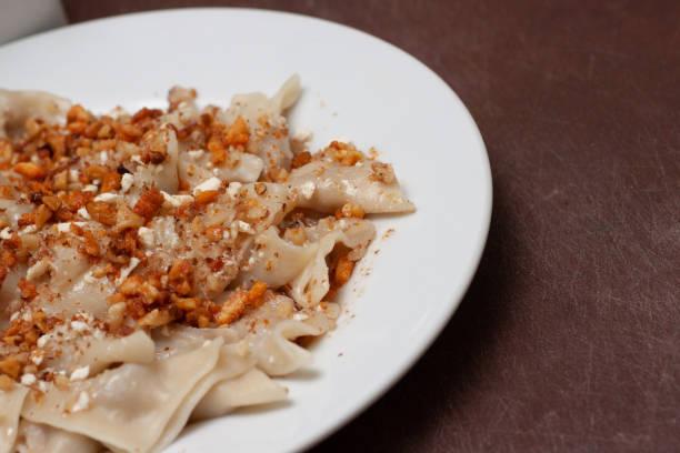 터키 전통 healty와 맛 있는 식사 - 볼루 뉴스 사진 이미지