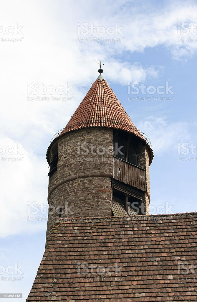 Turm royalty-free stock photo
