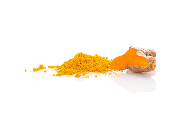 Turmeric. stock photo