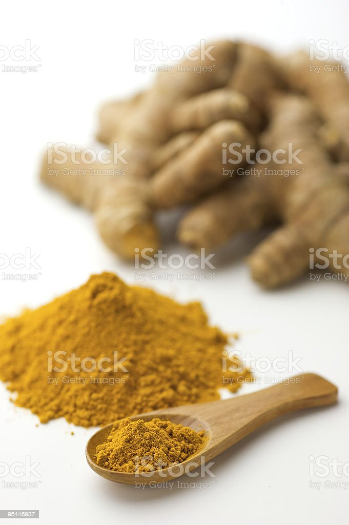 turmeric royalty-free stock photo