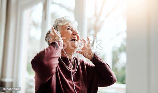 istock Turn up the volume of life 1076487422