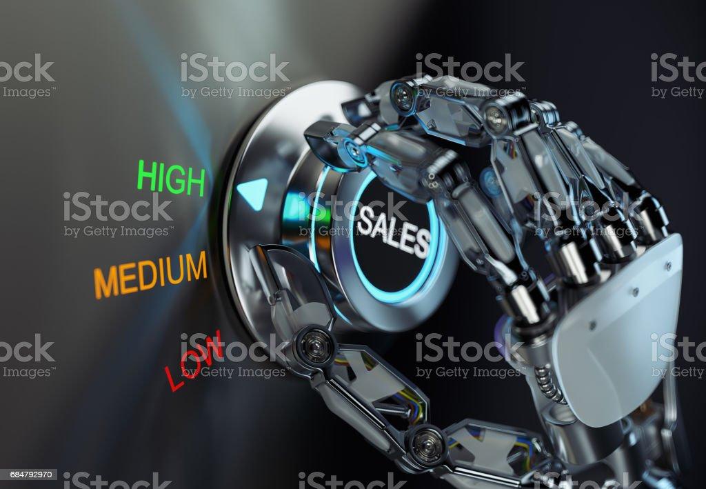 Verruim uw omzet met Robotica foto