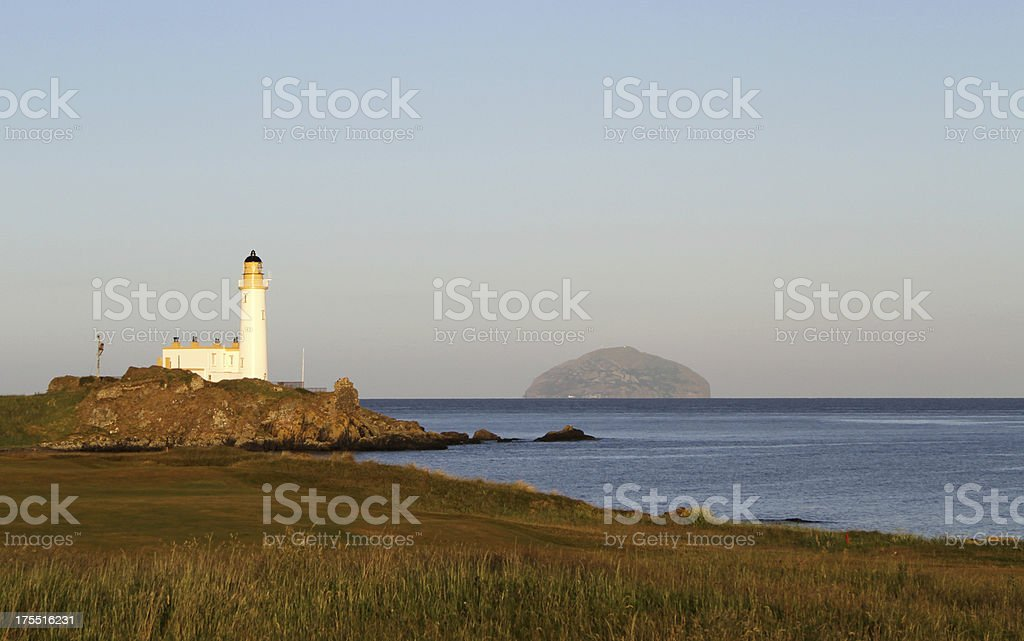 Turnberry, Scotland stock photo