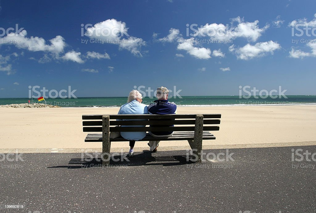 Turned Out Nice Again - Royalty-free Active Seniors Stock Photo