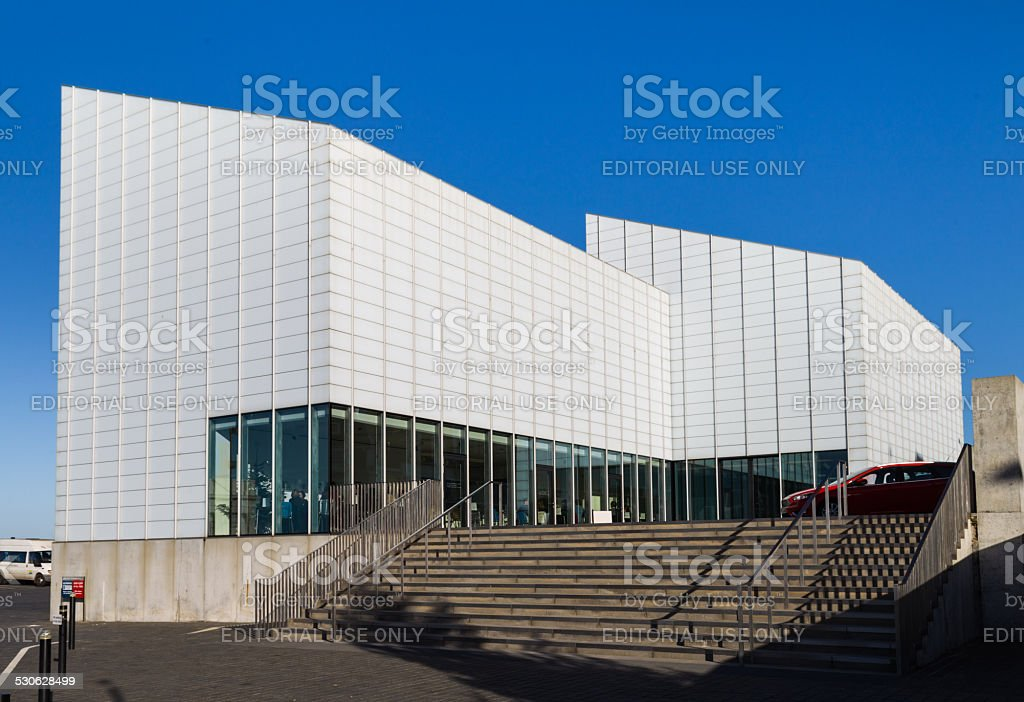 Turner Contemporary gallery stock photo