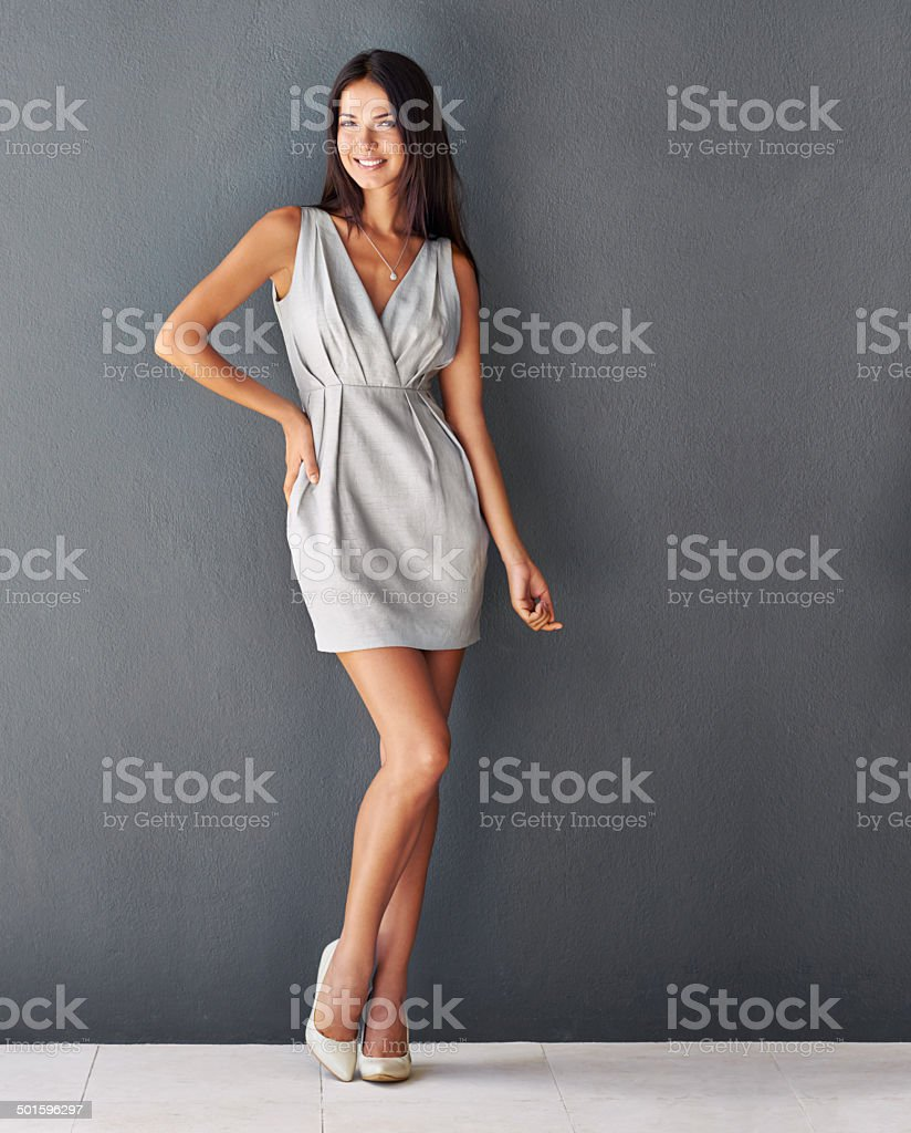 Turning heads in the office stock photo