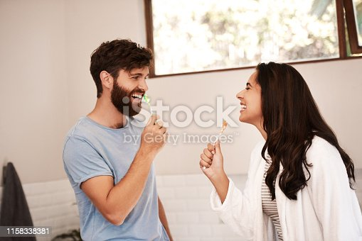 istock Turning morning time into quality time 1158338381