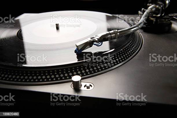 Turntable Stock Photo - Download Image Now