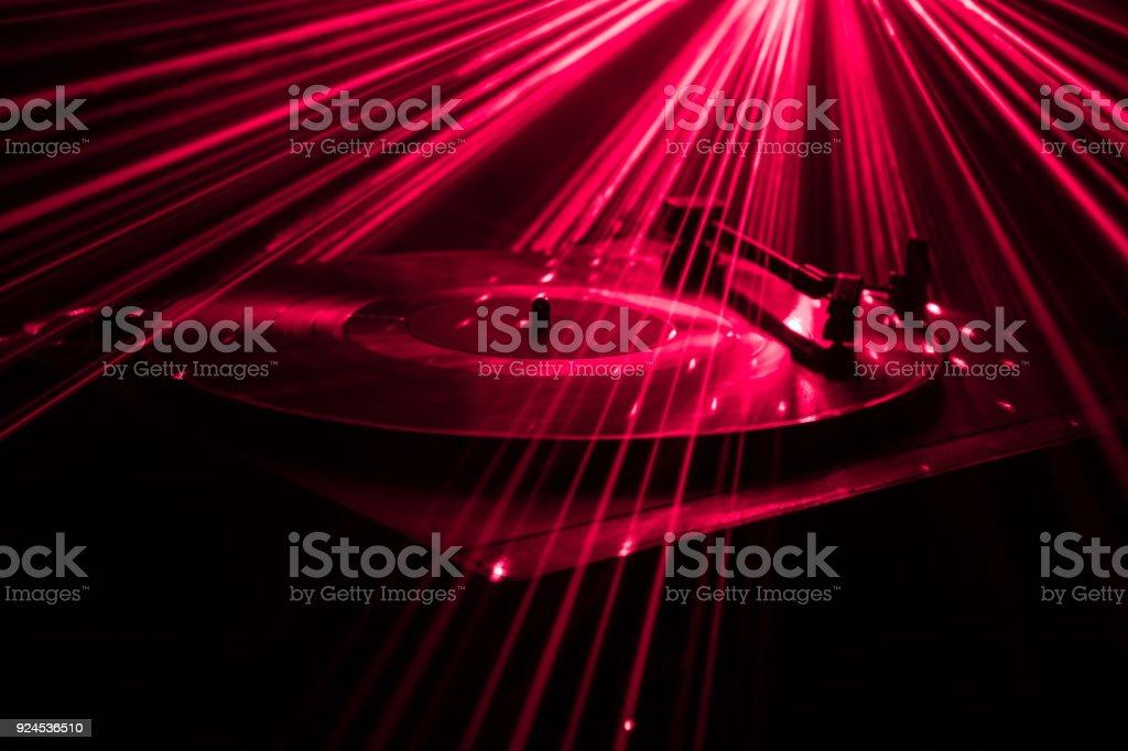 Fotografía de Tornamesa Tocadiscos De Vinilo Equipo De Audio Retro ...