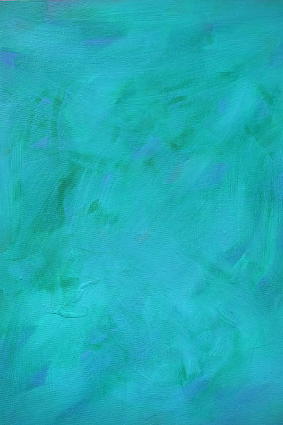 Turquoise Abstract Background Texture stock photo