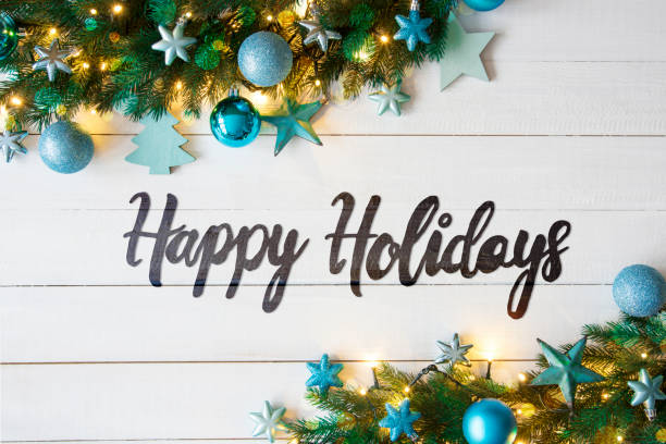 190 Happy Holidays Frame Stock Photos, Pictures & Royalty-Free Images -  iStock