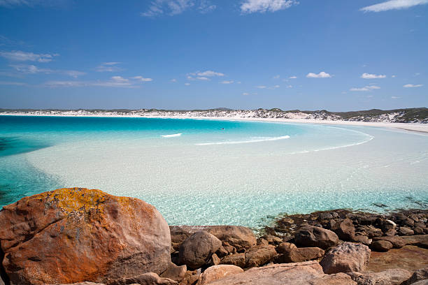 turquoise bay - western australia stock pictures, royalty-free photos & images