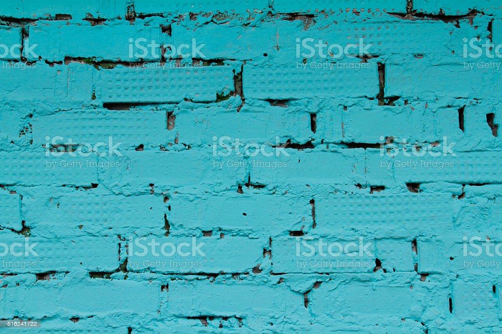 Turkise Wand Stock Fotografie Und Mehr Bilder Von Abstrakt Istock