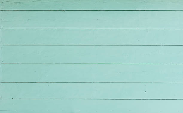 turquoise colored wood background texture - teal backgrounds stock photos and pictures