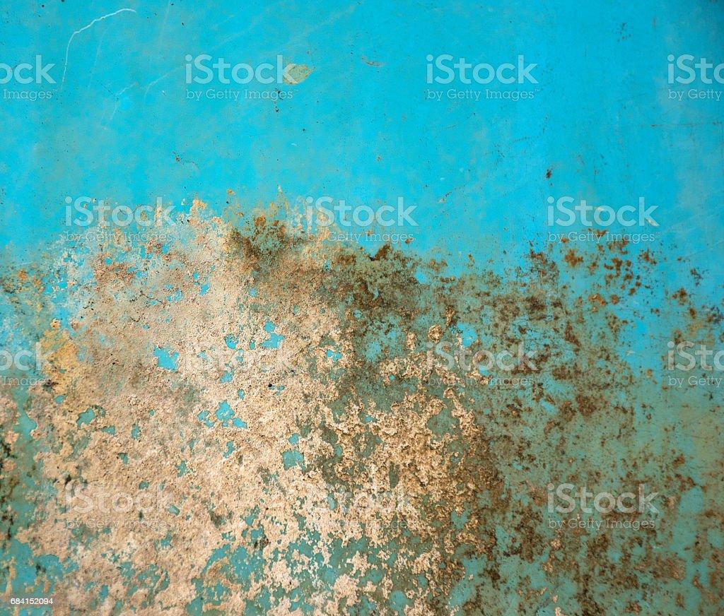 turquoise grungy paint foto de stock libre de derechos