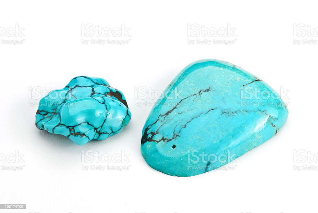 turquoise Jewel stock photo