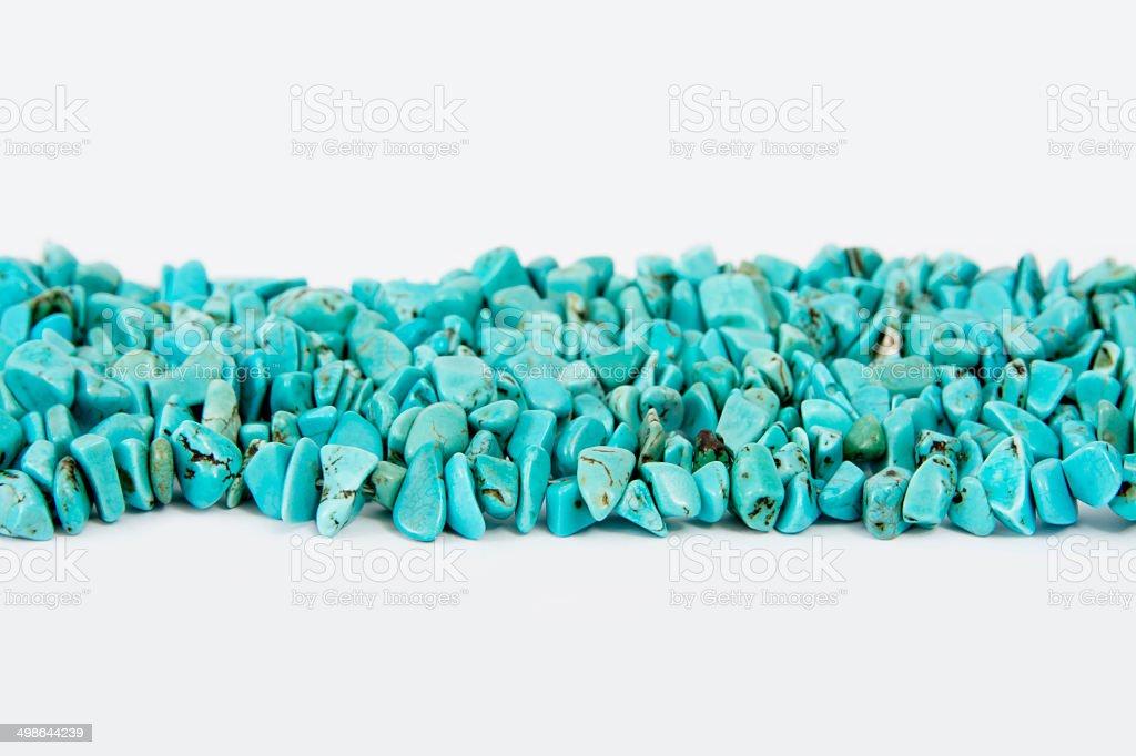 Turquoise Lines stock photo