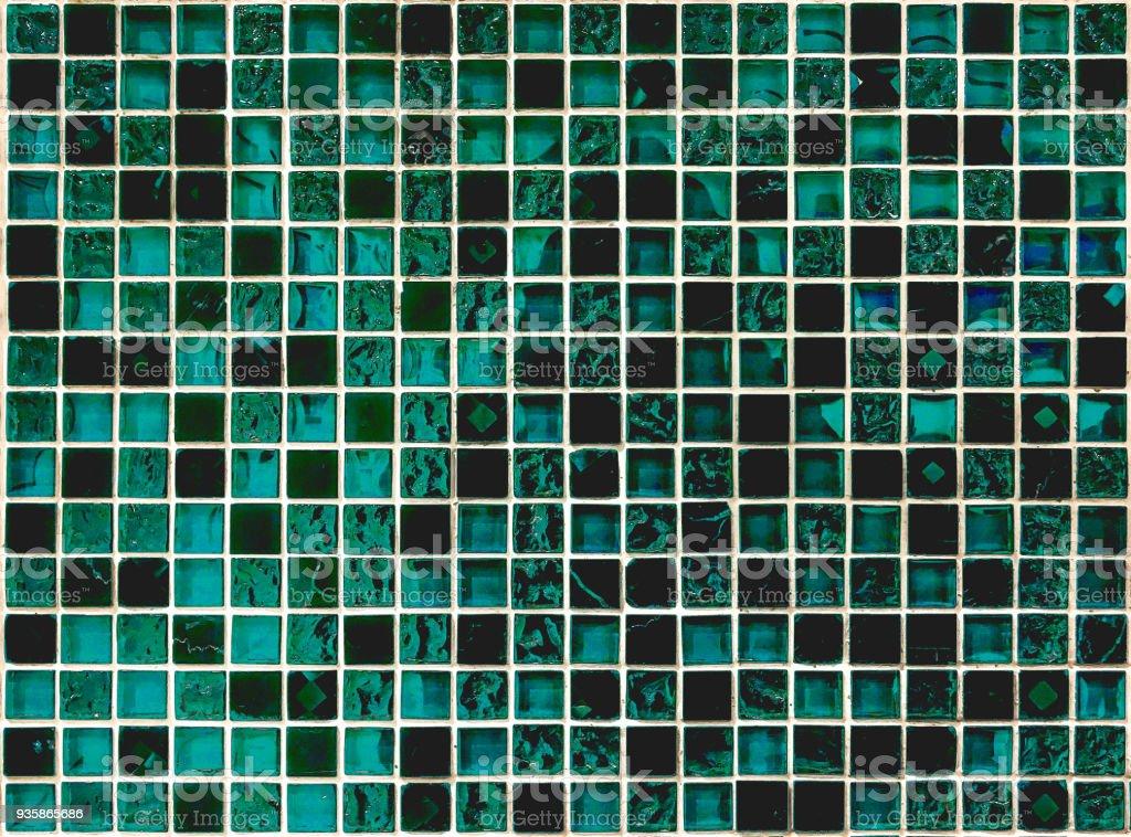Texture Transparente De Tuile De Mosaïque Turquoise – Photos et plus ...